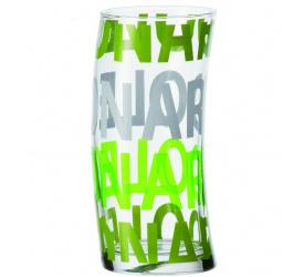 Szklanka Joy 500ml zielona