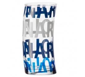 Szklanka Joy 500ml niebieska