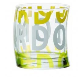 Szklanka Joy 350ml żółta