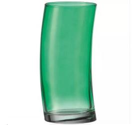 Szklanka Swing zielona
