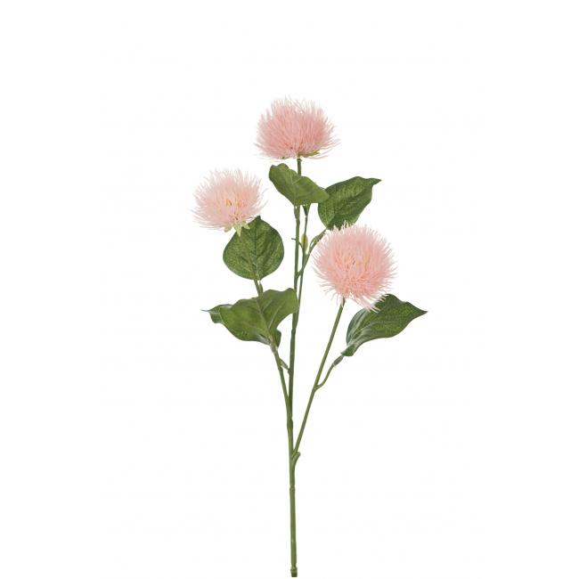 Kwiat różowy 60cm