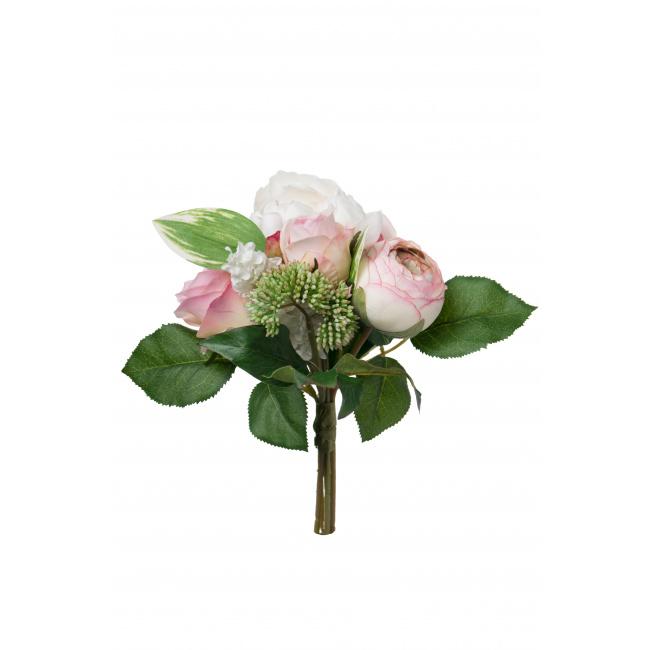 Bukiet różowy 30cm