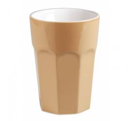 Kubek Crazy Mugs 400ml karmelowy