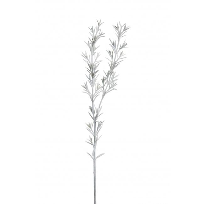 Gałązka srebrna 55cm