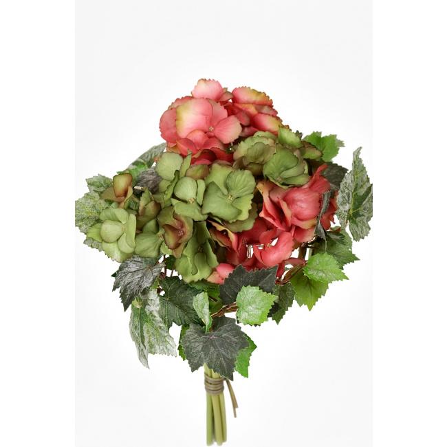 Kwiat hortensja bukiet