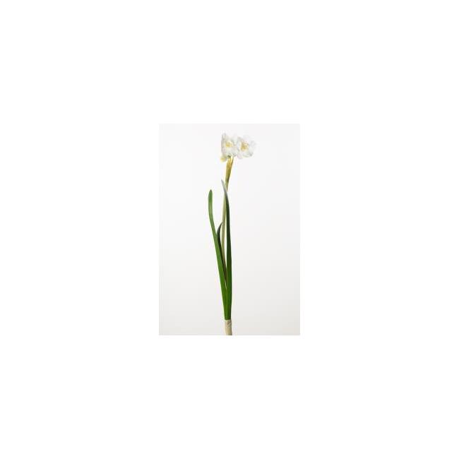 Kwiat narcyz biały 35cm