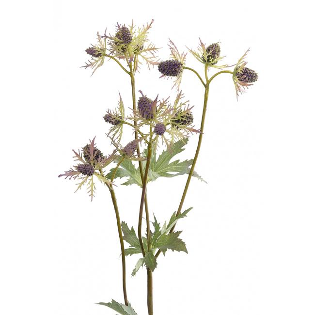 Kwiat ostrożeń gałązka 60cm