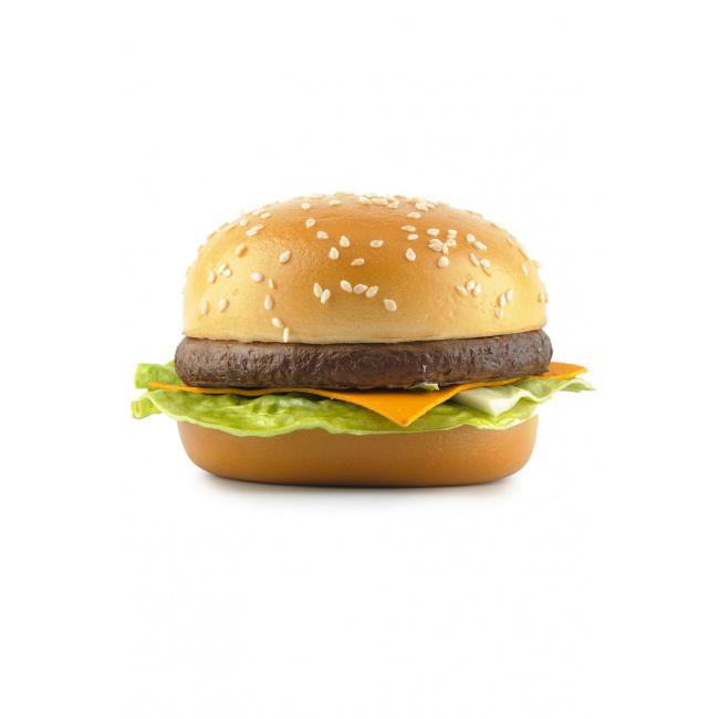 Ozdoba hamburger 9x5cm