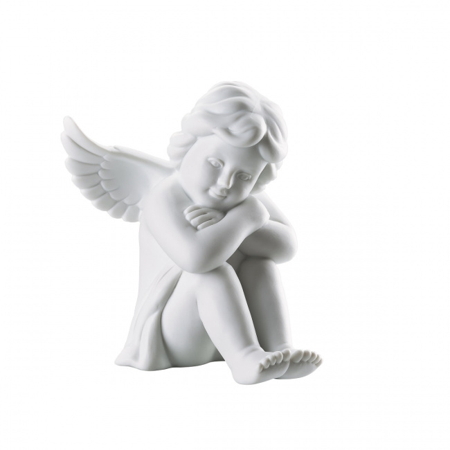 Aniołek duży podparty