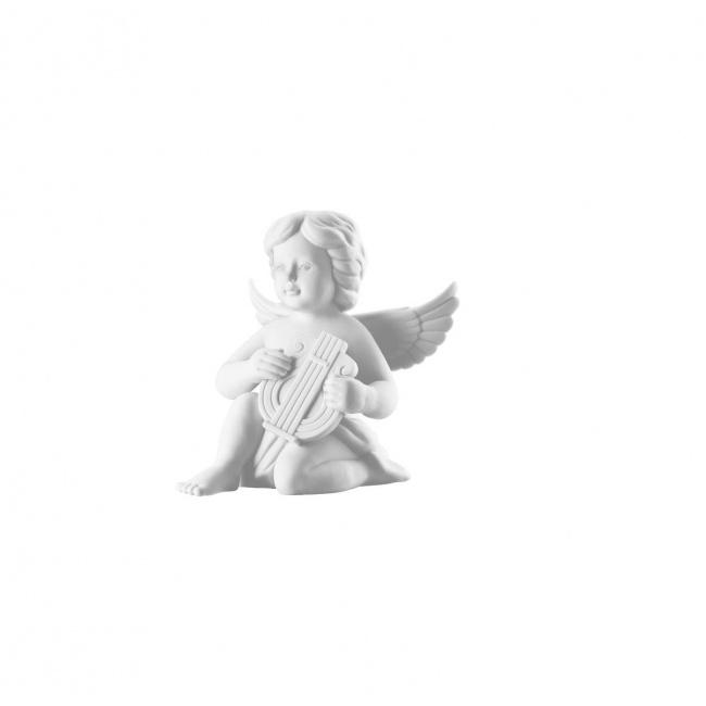 Aniołek mały z lirą