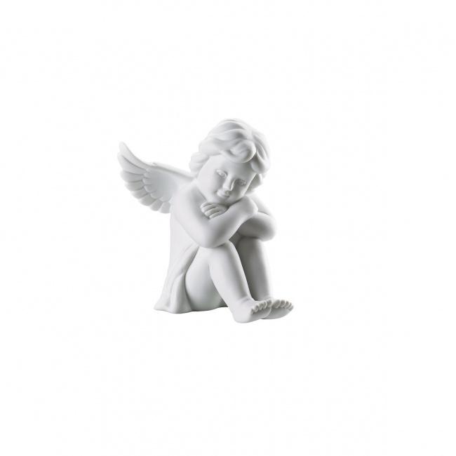 Aniołek mały podparty