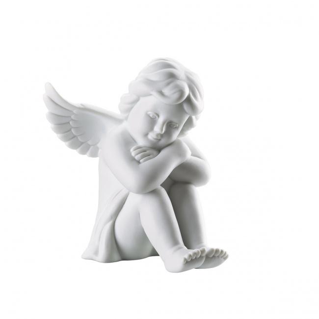 Aniołek średni podparty
