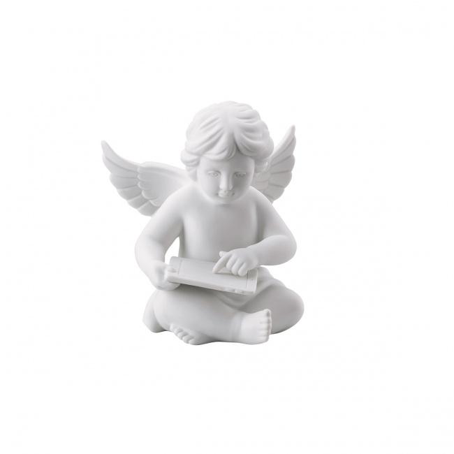 Aniołek średni z tabletem