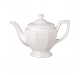 Dzbanek Biała Maria 900ml do herbaty
