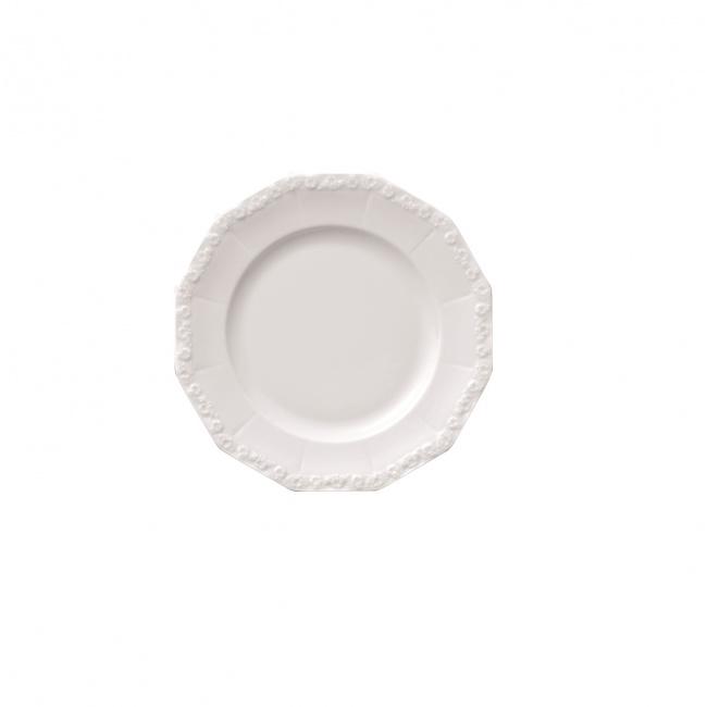 Talerz Biała Maria 21cm śniadaniowy