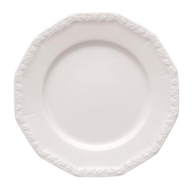 Talerz Biała Maria 26cm obiadowy