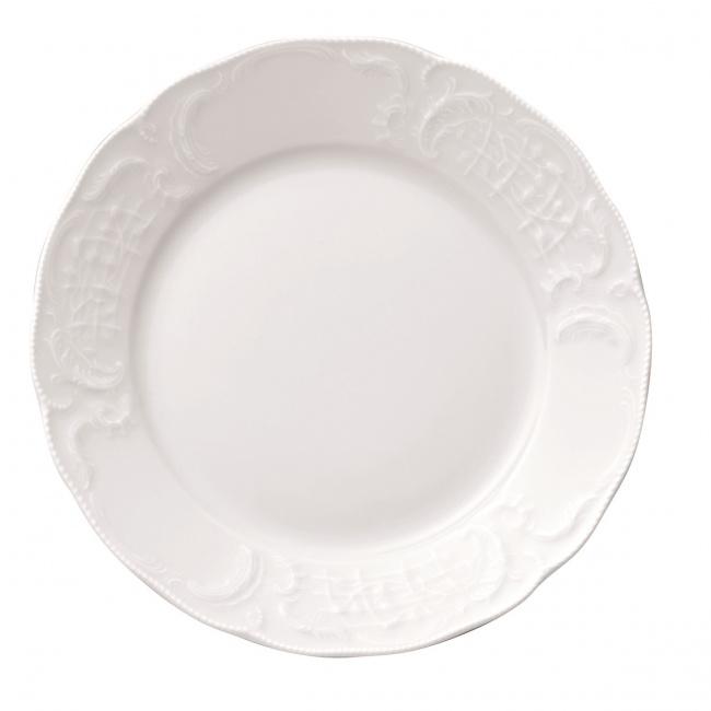 Talerz Sanssouci White 21cm śniadaniowy