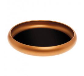 Taca Sphera Copper 40cm