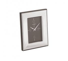 Zegar Silver Luxury 9cmx13cm