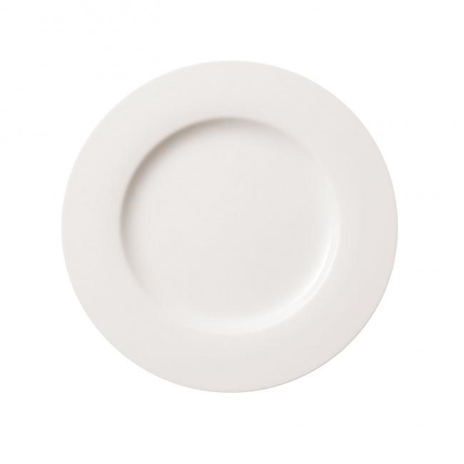 Talerz Twist White 27cm obiadowy