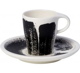 Filiżanka ze spodkiem Coffee Passion Awake 90ml do espresso