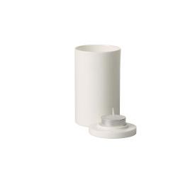 Świecznik MetroChic blanc Gifts 13cm