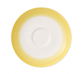 Spodek Colourful Life Lemon Pie 14cm do filiżanki do kawy