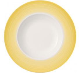 Talerz Colourful Life Lemon Pie 30cm do makaronu