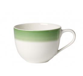 Filiżanka Colourful Life Green Apple 230ml do kawy