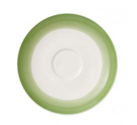 Spodek Colourful Life Green Apple 14cm do filiżanki do kawy