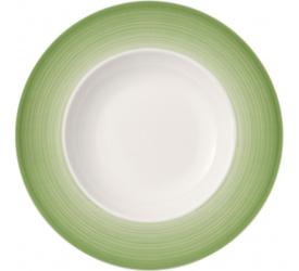 Talerz Colourful Life Green Apple 30cm do makaronu
