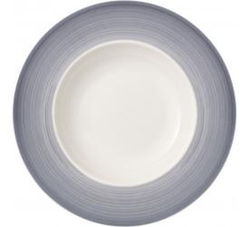 Talerz Colourful Life Cosy Grey 30cm do makaronu