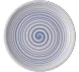 Talerz Artesano Nature Bleu 16cm deserowy