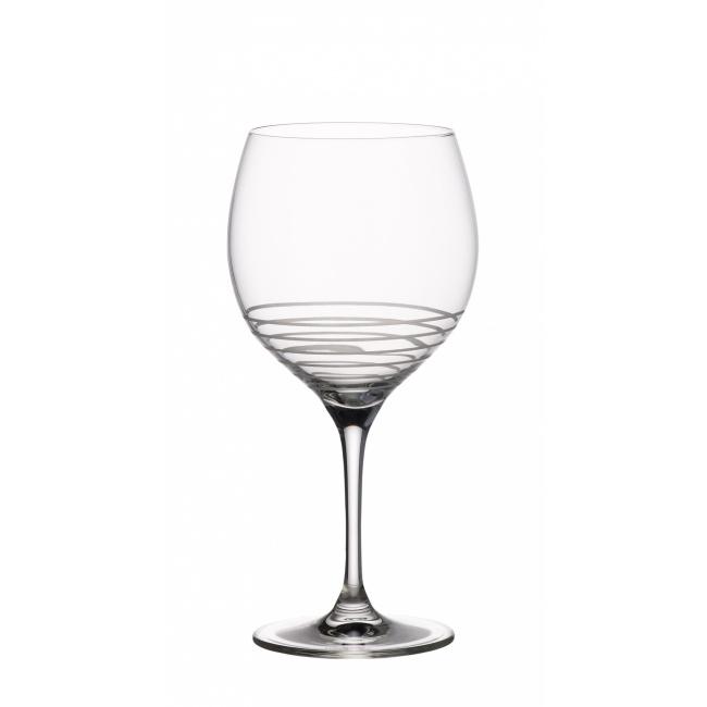 Kieliszek Maxima Decorated 790ml do wina Burgund