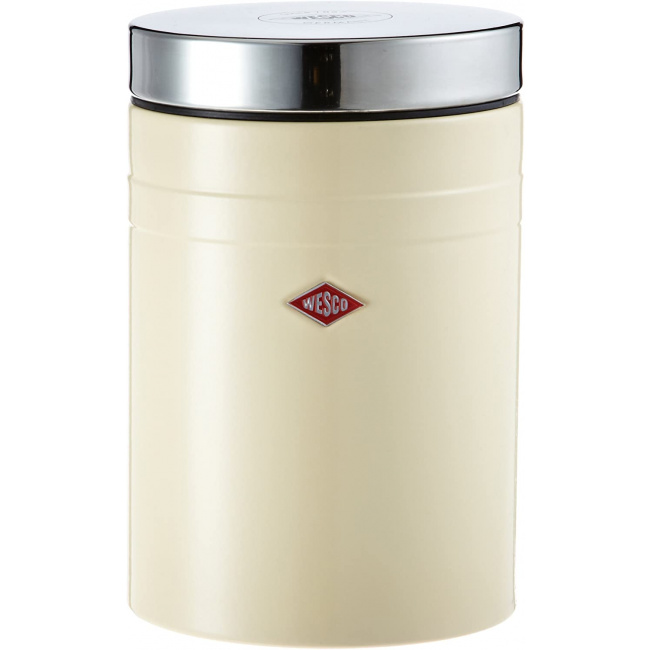 Pojemnik 20cm 2l kremowy