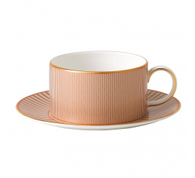 Filiżanka ze spodkiem Palladian 180ml do herbaty