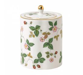 Pojemnik na herbatę Wild Strawberry Gold 10cm