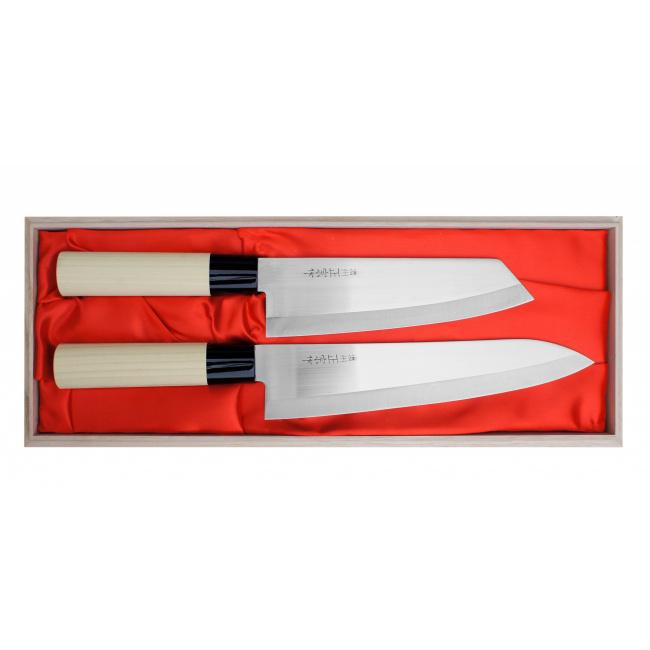 Zestaw 2 noży Satake Megumi Bunka