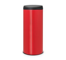Kosz na odpady Flip bin 30l czerwony