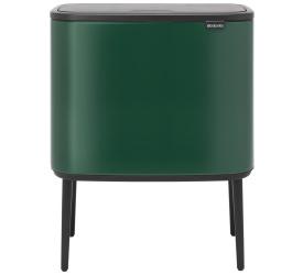 Kosz Bo Touch Bin 3x11cm zielony