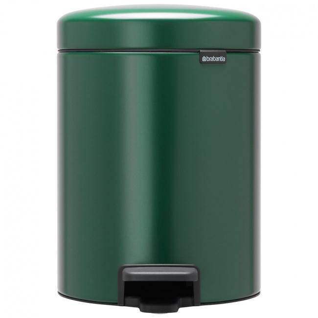 Kosz na odpady NewIcon 5l zielony