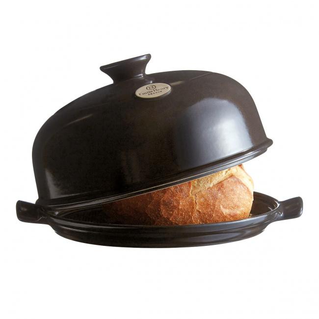 Naczynie do pieczenia chleba z kloszem