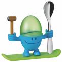 Kieliszek na jajko dla dziecka McEgg niebieski