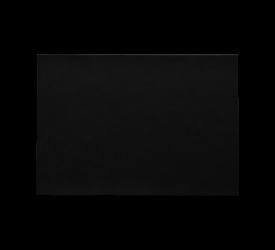 Podkładka Black Vegan 46x33cm