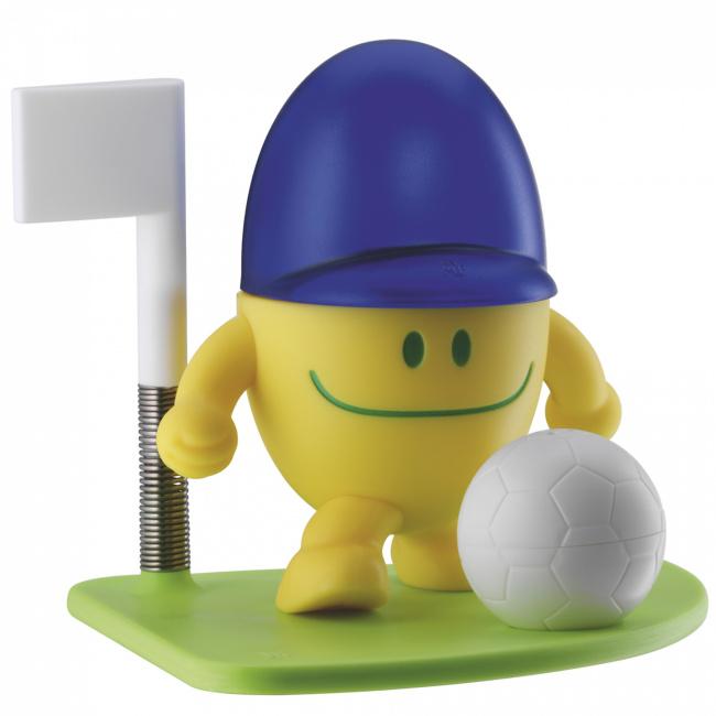 Kieliszek na jajko dla dziecka McEgg żółty