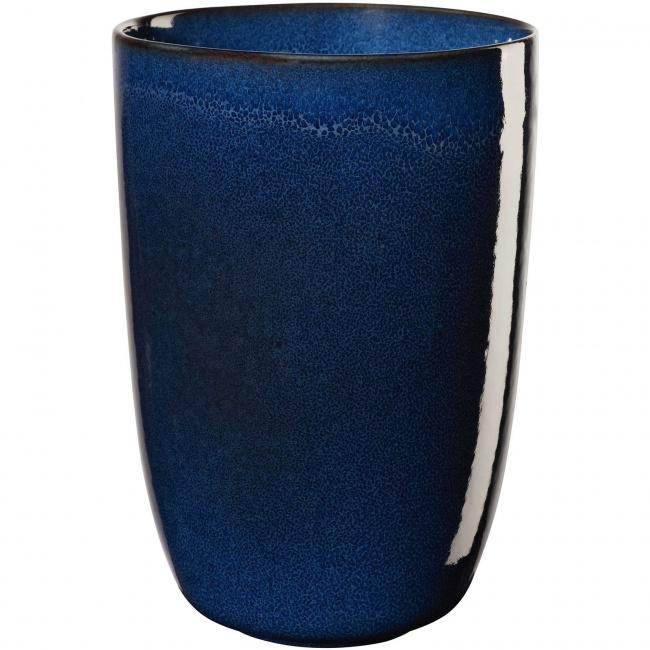 Wazon Saisons Midnight Blue 21x14.5cm