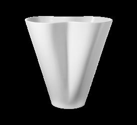 Wazon Blossom Matt 40x30cm biały