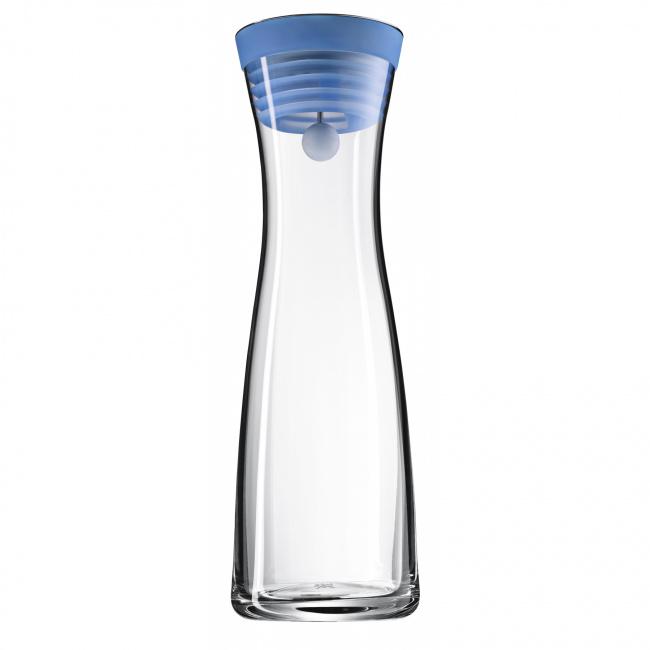 Karafka Basic 1l niebieski silikon
