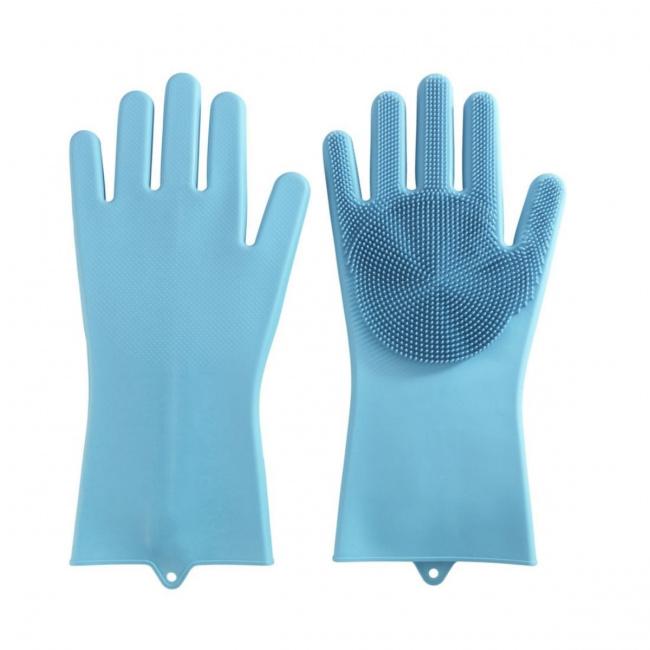 Komplet 2 rękawic Rena do zmywania