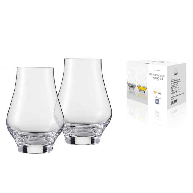 Komplet 2 szklanek do whisky Bar Special 322ml